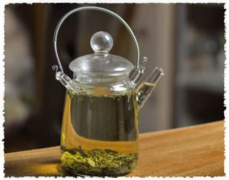 Mint Leaf Herbal Tea