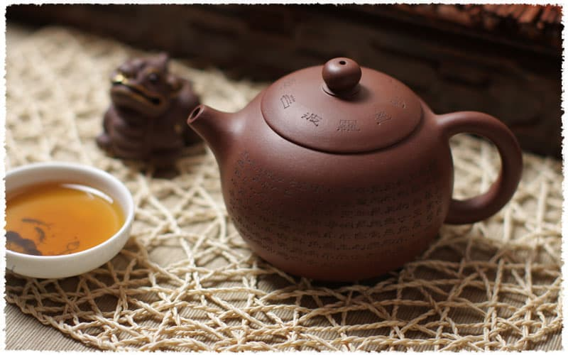 Xishi Teapot Lovely