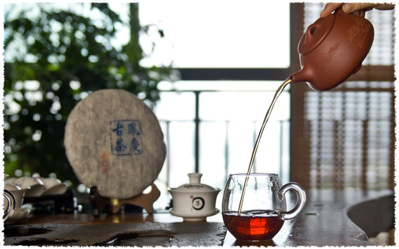 Teapot Brewing