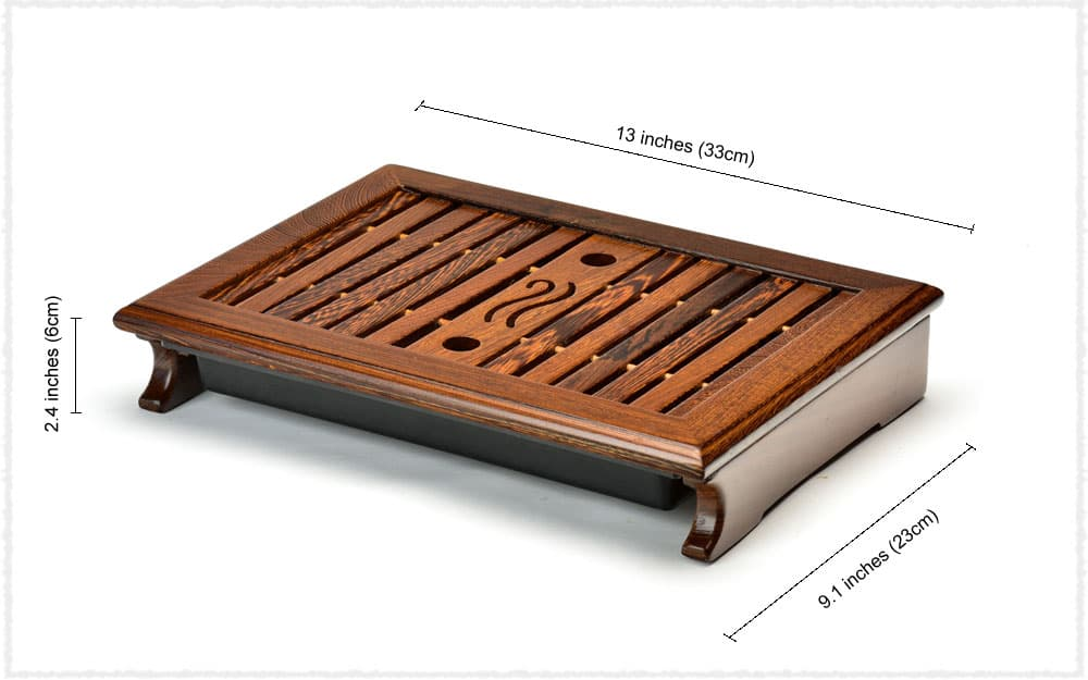 Tea Tray Dimensions