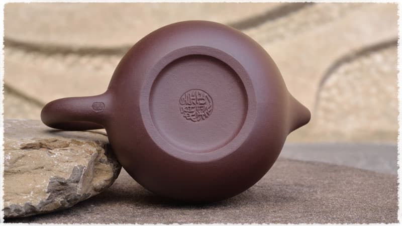 Xishi Yixing Teapot Buttom
